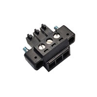 Picture of 3-PIN RM 3,81 Terminal Block PHOENIX BLACK