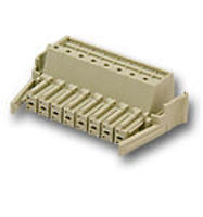 Picture of 8-PIN RM 7,5 Spring Terminal Block WAGO CREAM